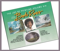 Joy Of Painting Book - Series 14