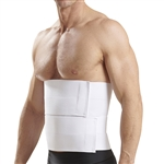 12 inch Abdominal Binder with Split Panels
