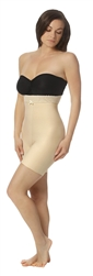 2nd Stage High Waisted Girdle with Mid Thigh Length Leg