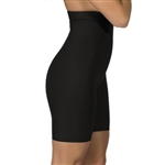 High Waist Compression Bike Shorts