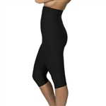 High Waist Compression Capri Pants