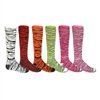 Safari Knee high sock per dozen
