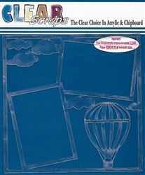 Air Balloon 12x12 Acrylic Layout