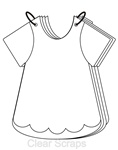 Girls Bib Dress Album