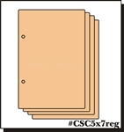 Chipboard 5x7 reg Album