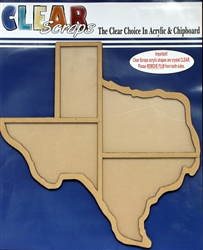 Texas Printer Tray Frame