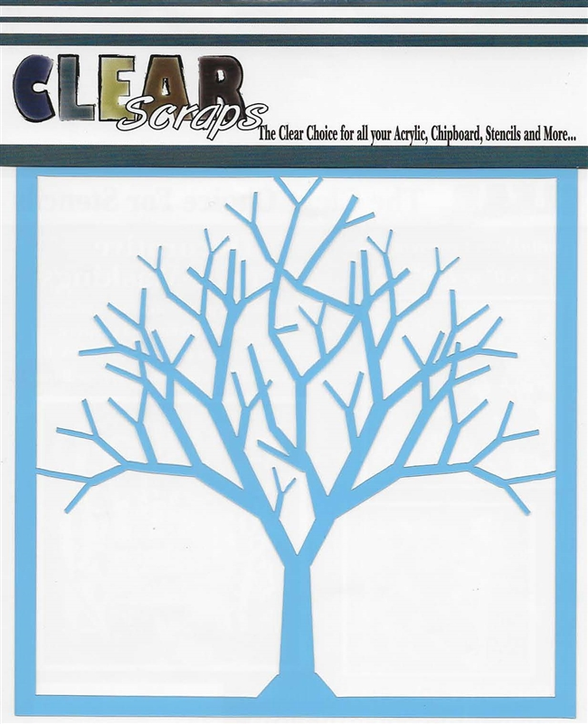 12 bare tree