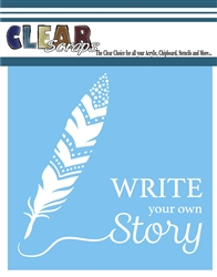 "12"" Write your Story"