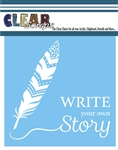 "6"" Write your Story"