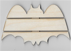 Bat Mini Pallet Shape