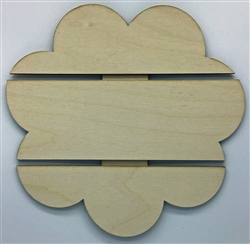 Flower Medium DIY Pallet Shape