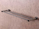Double Towel Bar Modern Collection