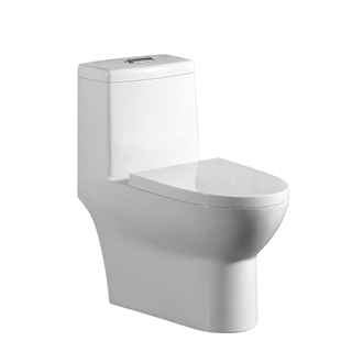 Binli® BL-153-OPT One-Piece Toilet, 1.28 &0.9 GPF