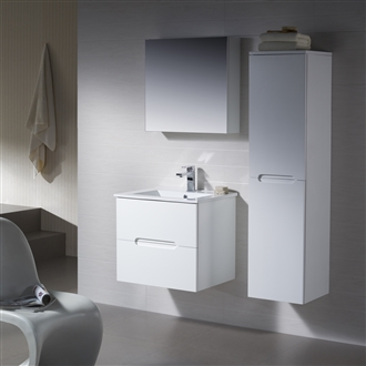Vanity Elton 24 with Porcelain Top