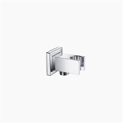 Square Wall Connector and Holder