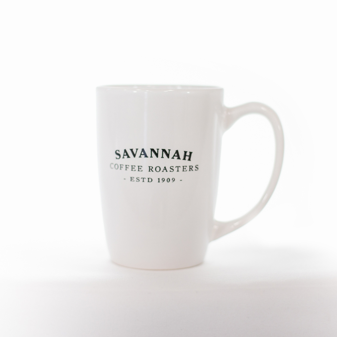 SCR Tall Coffee Mug