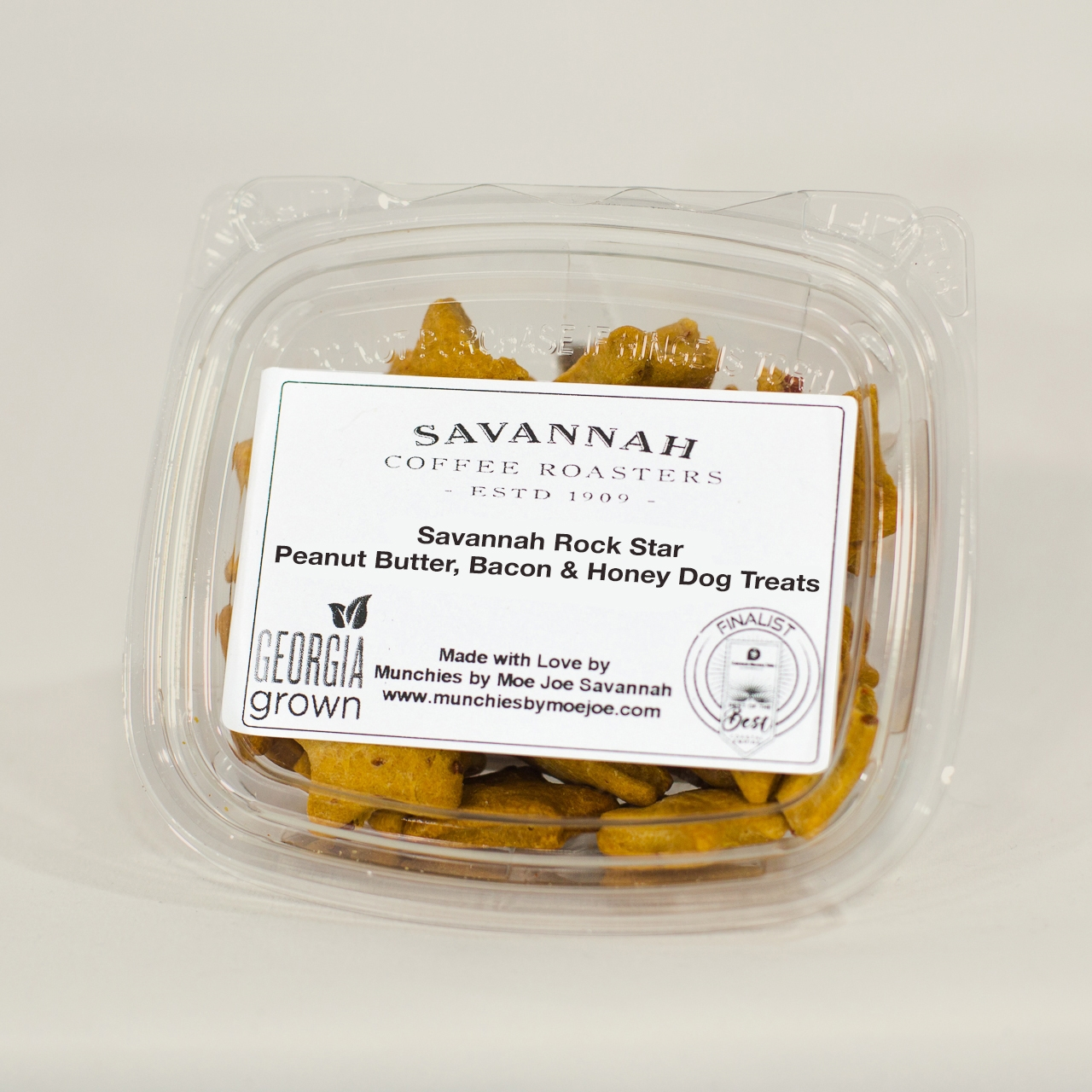 Savannah Rock Star Peanut Butter and Honey Dog Treats