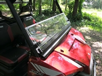 Polaris Fold Down Window - 2010-2014 Mid Size