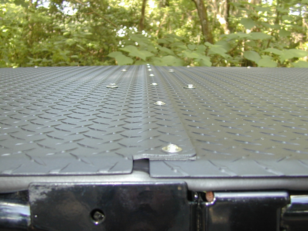 Our ... & Honda Pioneer 1000-5 Metal Aluminum Roof Top memphite.com