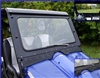 Yamaha Rhino Laminated Safety Glass Windshield with Wiper System - EMP