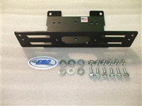 Polaris Ranger 700-800 Winch Mount Plate - EMP