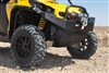 Can-Am Commander Front Bumper Brush Guard with Winch Mount - EMP