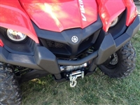 Yamaha Viking Winch Mount - EMP