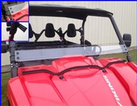 Yamaha Viking Half Windshield / Wind Deflector - EMP