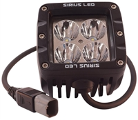 Sirius Pro Series Driving LED Pod - MotoAlliance