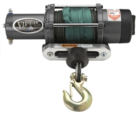 Viper Elite Wide Spool Winch with Ranger 800 Mount Kit