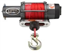 Viper Elite Wide Spool Winch with Mule Pro Mount Kit - MotoAlliance