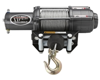 viper max wide spool winch polaris ranger 900