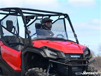 Honda Pioneer 1000 1000-5 Half Window Windshield SuperATV