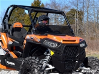 Polaris RZR 900, Turbo, 1000 Half Front Windshield by SuperATV