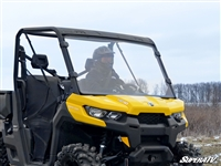 Can-Am Defender Scratch Resistant Full Window by SuperATV
