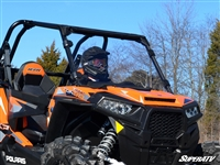 Polaris RZR 900, Turbo, 1000 Front Windshield by SuperATV