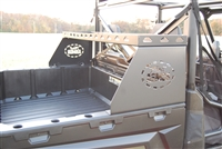 Polaris Ranger Small Rear Basket Storage Rack - Mid Size - Trail Armor