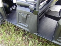 Polaris Ranger Crew Cab Floorboards