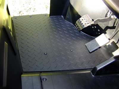 Polaris Ranger Floorboards 800 & 570 Non XP Aluminum