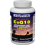CoQ10 Supplement | Coenzyme Q10 Supplements | CoQ10 120 mg