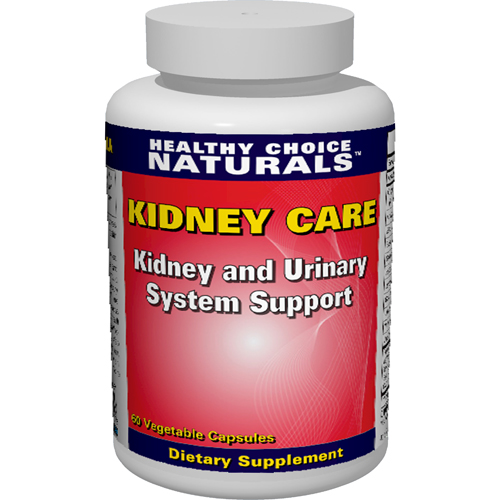 Supplements for kidney support