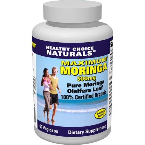 Moring Oleifera - Affordable - Top Quality Moringa Capsules