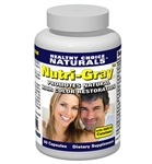 Nutri-Gray. Helps restore your natural hair color.