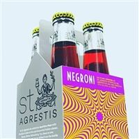 St. Agrestis Negroni 4pack (4x 100ml)