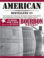 American Distilling Co., Bourbon (1L)