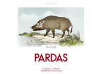 "Celler Pardas ""Sus Scrofa"" Sumoll 2017 (Catalonia, Spain) (750ml)"