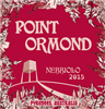 Point Ormond Nebbiolo Pyrenees 2015 (Victoria, Australia) (750ml)