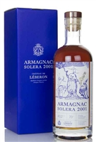 Leberon Armagnac Solera Single Cask Brandy 2001 (750ml)