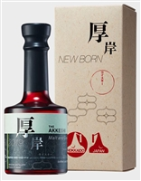 The Akkeshi New Born Malt & Gran Single Malt Whisky 2019 (200ml)