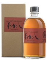 Eigashima Distillery Akashi Single Malt Whisky Aged 5 Years in Sherry Casks (750ml)